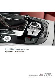 2013 audi a4 s4 u2014 mmi navigation plus u2013 108 pages u2013 pdf manual