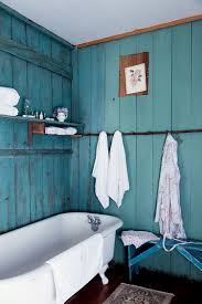 small bathroom ideas with shabby chic design and hanging coat wall