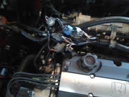 94 prelude type s h22a dohc vtec swap need help on wire harness