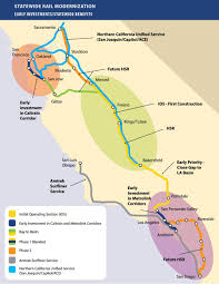 Los Angeles Metrolink Map by Chapter U0027s Stance On California U0027s High Speed Rail Project Sierra
