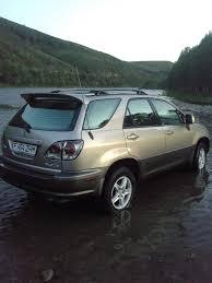 lexus suv 2001 lexus rx300 2001 года 3 литра 4 вд бензин акпп комплектация
