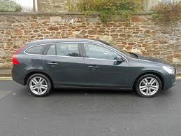 volvo v60 d2 se lux used vehicle by truro motor company truro