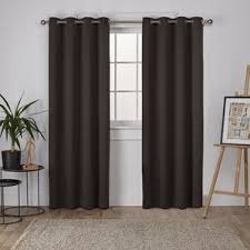 Blue And Grey Curtains Modern 108