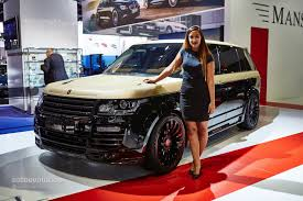 mansory range rover mansory ruins range rover autobiography lwb and two porsches in