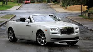 globe drive for the money the rolls royce dawn is the best car