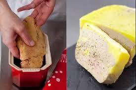 cuisiner sans graisse recettes recette de foie gras maison facile
