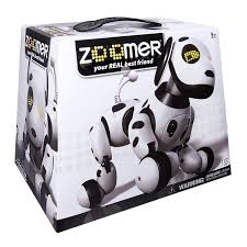 zoomer bentley zoomer interactive puppy robot dog dalmation ebay