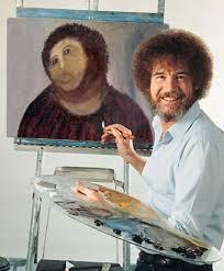 Potato Jesus Meme - hilarious internet reactions to the botched ecce homo restoration
