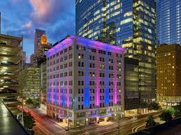 Downtown Houston Map Hotel Aloft Houston Downtown Tx Booking Com