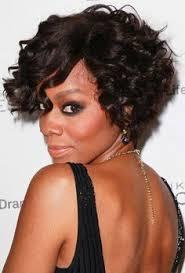 Curly Bob Frisuren by Rihanna Wavy Bob Haircut Hairstyle See More Stunning Hair