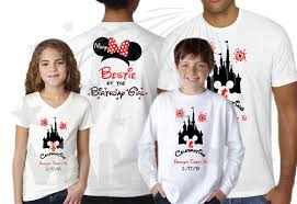 mickey mouse birthday shirt birthday shirts for friends and family members birthday girl boy