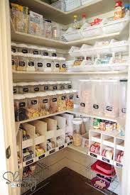 Kitchen Shelf Organization Ideas Best 25 Corner Pantry Organization Ideas On Pinterest Corner