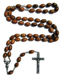 wooden rosary buy olive wood rosary made in bethlehem holyland gifts