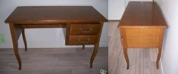 meuble bureau ancien repeindre un bureau ancien avant après