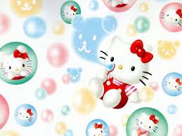 wallpaper laptop lucu bergerak 55 best hello kitty wallpaper collection
