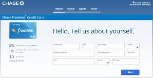 chase freedom credit card 6 things must to know credit panda