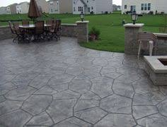 Stamped Concrete Patio Designs Pictures by Slideshows Photo Gallery Stamped Concrete Macomb County Mi Biondo