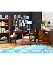 Home Office Furniture Collections Battery Park Home Office Furniture Collection Created For Macy S