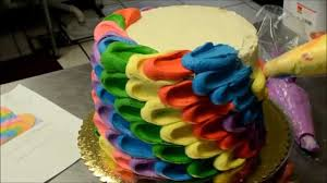 cake how to of a rainbow swirling cake how to design rainbow cake