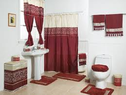 Shower Curtains With Matching Accessories Bathroom Sets With Shower Curtain Bathroom Ideas