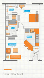 one bedroom townhomes floorplans copper beech townhomes