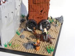 siege lego lego ideas siege of minas tirith