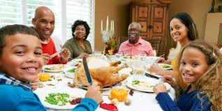 4 tips to a happy thanksgiving dinner when someone has a nut