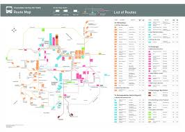 Bus Route Map Bangalore City Bus Route Map Design Visual Ly
