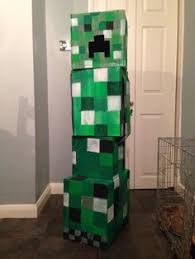 Minecraft Creeper Halloween Costume Andy Weston Aweston111