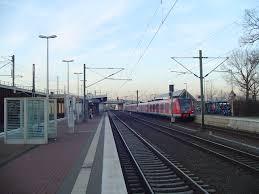 Porz-Wahn station