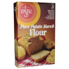 potato starch ener g foods potato starch flour 16 oz box swanson health