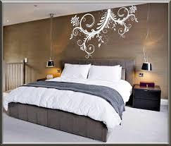 tapeten im schlafzimmer u2013 26 wohnideen für akzentwand u2013 progo info