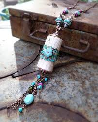 25 unique cork necklace ideas on wine cork jewelry