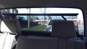 bmw e30 retrofit electric window shade sunblind sunrollo