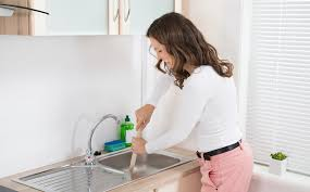 How To Clear A Kitchen Sink Blockage by How To Fix A Clogged Kitchen Sink Landlord Station
