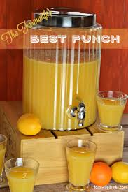 the best punch recipe the farmwife drinks