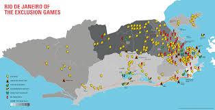 Rio On World Map Terre Des Hommes Schweiz Rio 2016 Ausgrenzung Sichtbar Machen