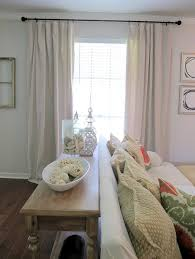What Kind Of Fabric To Make Curtains Diy Drop Cloth Curtain Panels Live The Home Life Live The Home