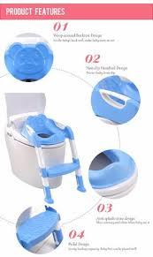 siege toilette bebe siège de toilette pour bébé avec escalier réglable instatruc