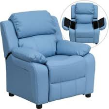 Youth Recliner Chairs Relaxzen 60 7100ku Youth Recliner With Cupholder And Dual Usb