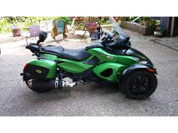 2012 can am spyder rs s se5 louisville ky cycletrader com