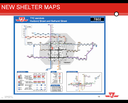 Ttc Subway Map New Stop Poles And Maps For Ttc Surface Routes U2013 Steve Munro
