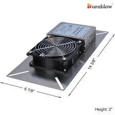 crawl space ventilation fan durablow stainless steel 304 crawl space foundation ventilator fan