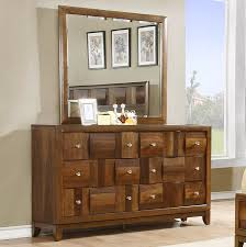 Dresser Bedroom Roundhill Furniture Calais Solid Wood Construction