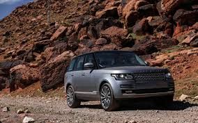 2013 land rover range rover first drive truck trend