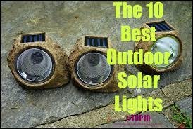 Outdoor Solar Lamp Post by Solar Garden Spotlights Interior Design