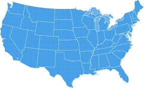 Color In Map Of The United States by 3 Ring Binder Map Usa World Maps World And Usa Maps For Sale Buy