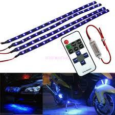 led strip lights marine wireless blue led strip kit for boat marine car interior lighting