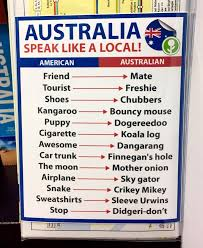 Australian Meme - speak like an australian meme guy