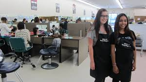 dublin beauty college provides rop students with real world